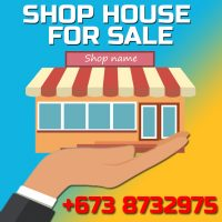 SHOP HOUSE FOR SALE