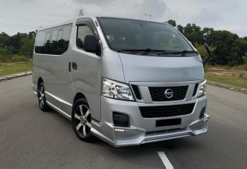 2015 Nissan Urvan NV350 Wagon 2.5 (Auto) Petrol