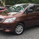 Toyota Innova  2015 (Dark Brown)