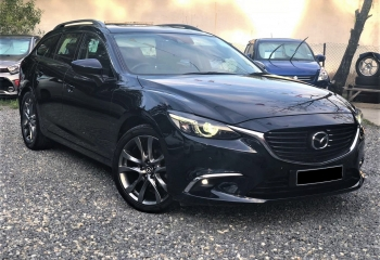 Mazda 6 Skyactiv Highgrade 2016 (Deep Crystal Blue)