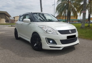 Suzuki Swift *BodyKit* (2016)