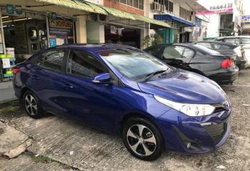 2018 Toyota Vios 1.5E (A) New Model