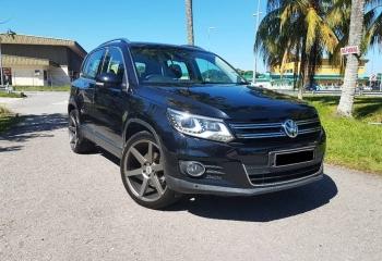 Volkswagen Tiguan*HighSpec (2015)