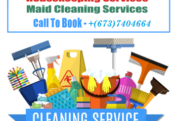 GREAT PACKAGE !!! Get HOUSEMAID SERVICE immediately.