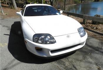 Neatly Used 1994 Toyota Supra Twin Turbo w/Sport Roof