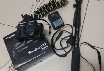 Canon G7X Mark ii for sale $700