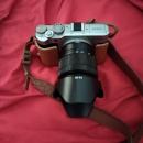 Fujifilm X-A5 DSLR Camera