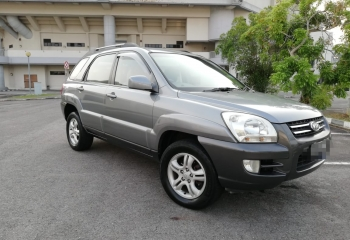 Kia Sportage 2007 for Sale