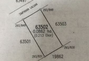 Land for sale in Mulaut