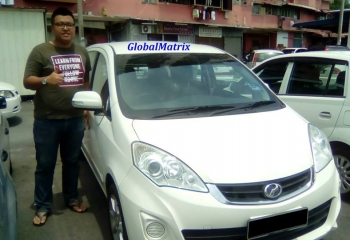 GlobalMatrix Car Rental (Kereta Sewa)