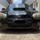 Subaru Wrx Sti version 8.5 (2005)