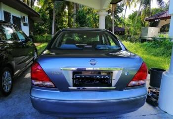 Nissan Sunny 1.6X 2004
