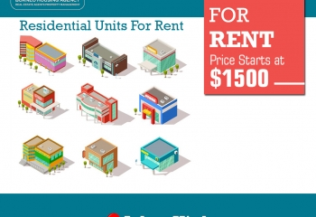 Residential Units For Rent