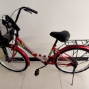 One month old City-Bicycle for sale