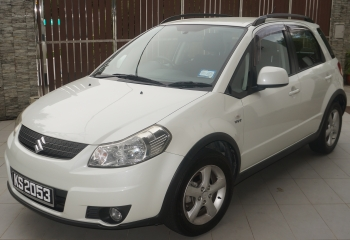 Suzuki SX4 Auto Car For Sale