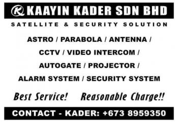ASTRO / PARABOLA / RTB ANTENNA / CCTV PASANG , PINDAH , CARI SIGNAL – 8959350