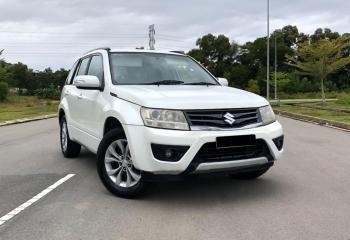 2013 Suzuki Grand Vitara 2.0 2WD (Auto) – Petrol