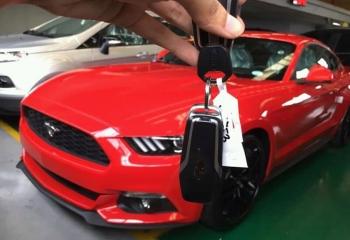 FORD EDSA 2017 CAR