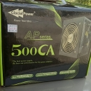 POWER SUPPLY 500CA FOR $85 (GOOD CONDITION)