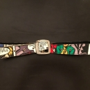 Graphic Novel Belt