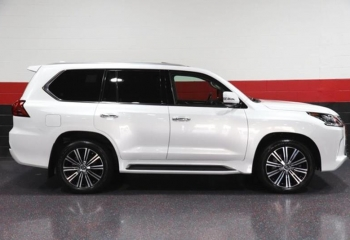 Buy Lexus Lx 570 2018 Perfect Condition