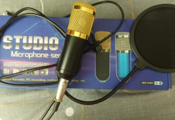 Studio Microphone Series Set