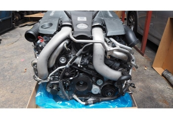 Mercedes Benz W463 G63AMG 2015 M157984 Long Block Engine