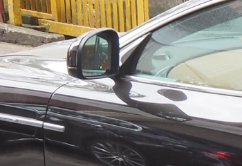 ASTON MARTIN DBS COUPE 6.0L 2011 SIDE MIRROR LEFT