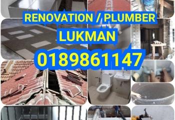 Renovation dan plumber kuala lumpur