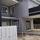 Semi detached double storey house for sale kg masin  BND250K