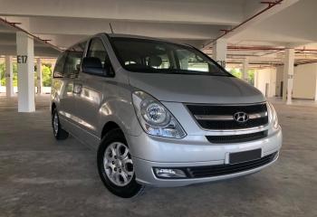 2010 Hyundai H1 2.5 CRdi (Auto)
