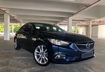 2014 Mazda 6 HighSpecification 2.5L SkyActiv Technology