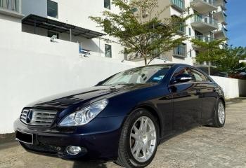 Mercedes CLS 350 V6