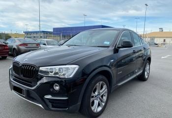 BMW X4 XDRIVE XLINE