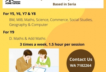 Home Tuition at Seria