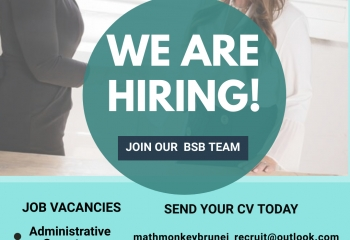 Looking for Administrative Secretary