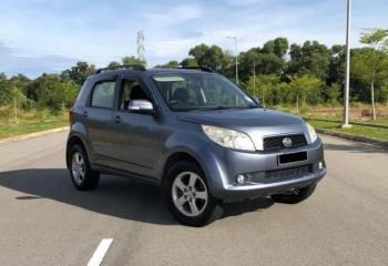 2010 Daihatsu Terios SX 1.5 SUV (Auto) Petrol