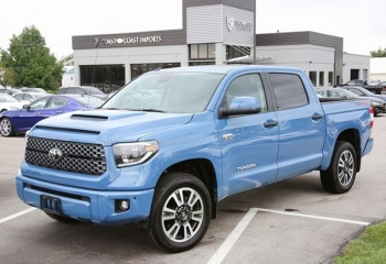 2019 Toyota Tundra 4×4 TRD Pro 4dr CrewMax Cab Pickup
