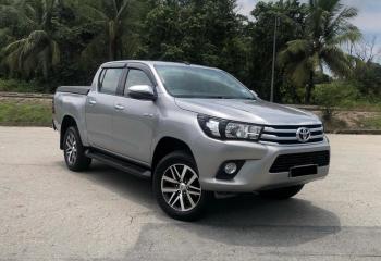 2018 Toyota Hilux 2. 8T (Auto) – Diesel