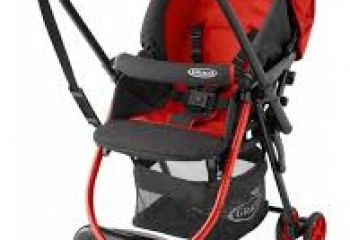 Graco Stroller Light Weight for sell (red/black)