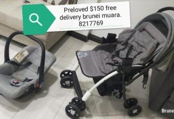 preloved stroller