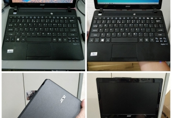 Laptop Acer V5-123 (Refurbish Laptop import from Singapore)