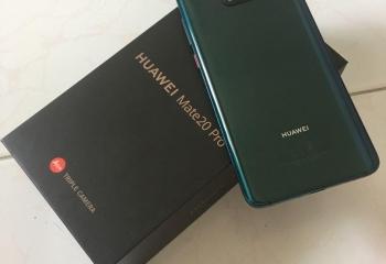 Huawei Mate 20 Pro & Huawei GT2e Smartwatch