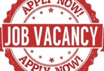 Vacancy: Technician Assistants